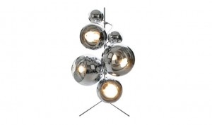 STOJAK DO LAMP TRIPOD STAND WITH MULTIPLE MIRROR BALLS